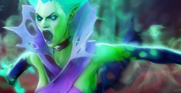 Dota 2 Tops One Million Concurrent Players