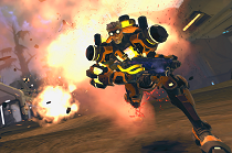Firefall Amazon