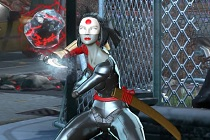 Katana Slices Her Way Into Infinite Crisis