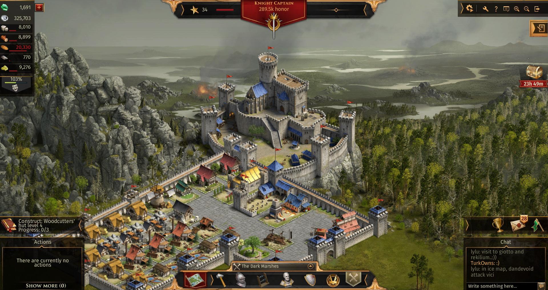 LegendsOfHonor_TheDarkMarshes_Castle