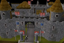 Old School Runescape Castle