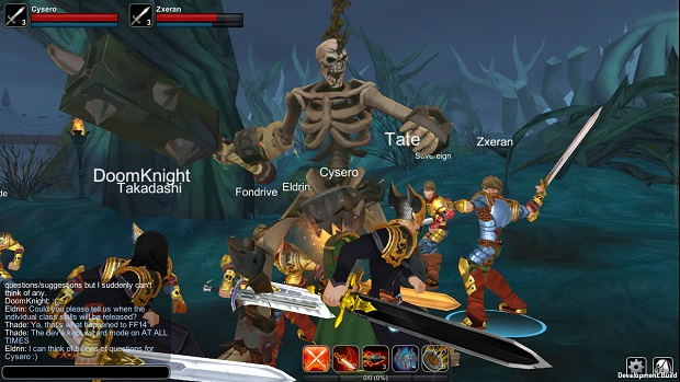 AdventureQuest 3D Review and Download