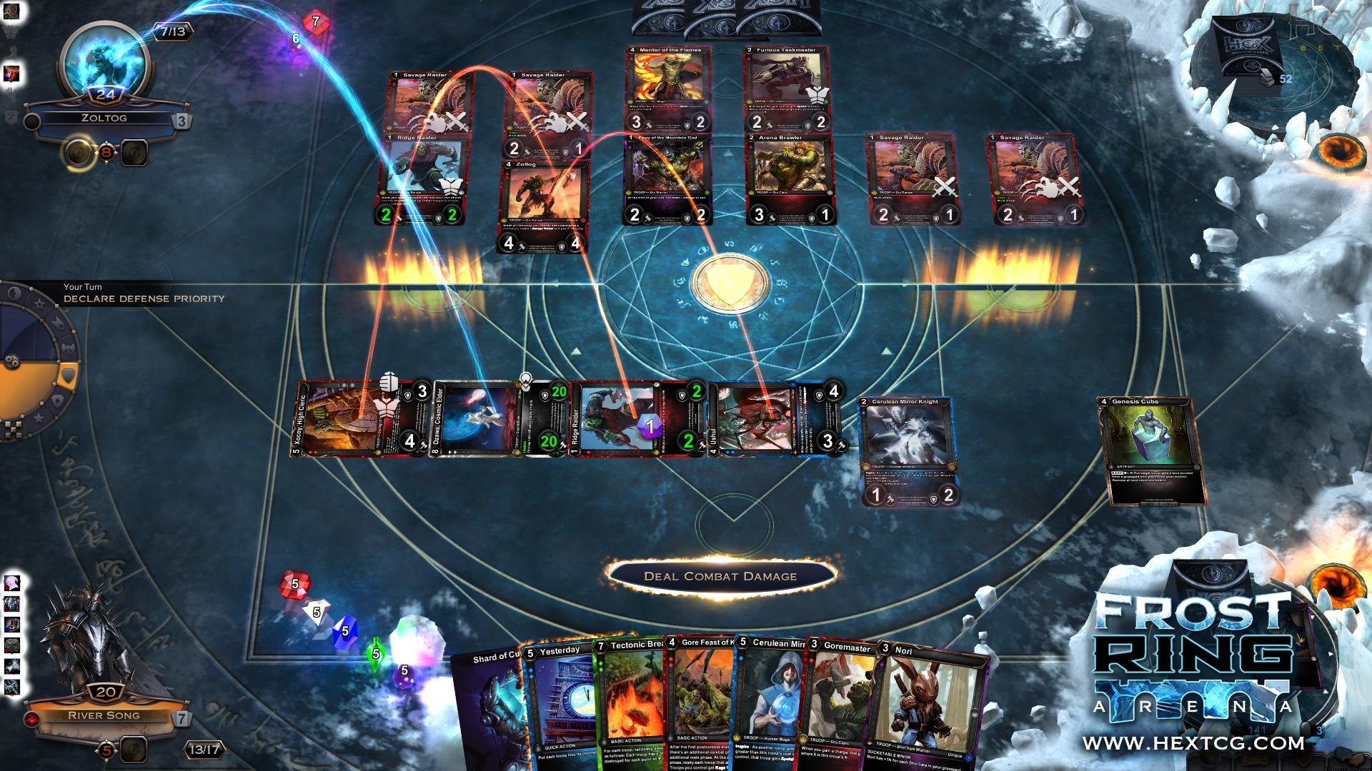 HEX: Shards of Fate Announces First Worldwide Cash Prize Tournament