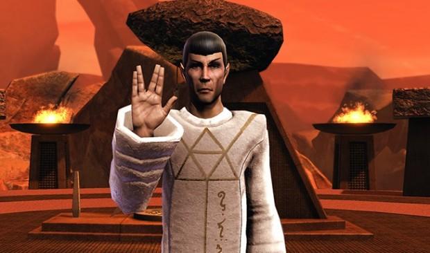 STO Spock