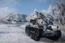 World of Tanks Japanese