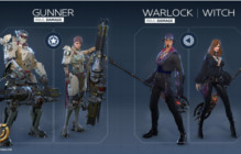 Skyforge Shows Off All 13 Classes Available At Launch
