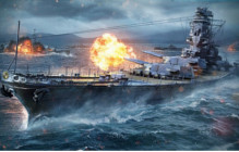 Flags and Camo: World of Warships Dev Diary