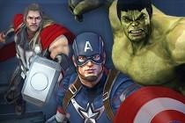 Marvel Heroes Avengers