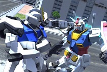 Bandai Namco Shows Off New F2P Gundam Game