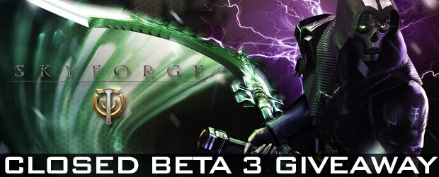 Skyforge Closed Beta 3 Key Giveaway - MMO Bomb