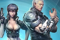 Nexon Launching Ghost In The Shell Online In 2015