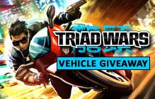Triad Wars Exclusive Vehicle Giveaway