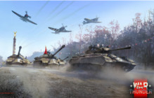 War Thunder Brings WWII Chronicles to Multiple Game Modes