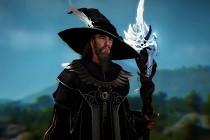 Black Desert Warlock