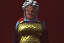 DCUO Granny Goodness