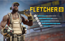 Dirty Bomb Merc Showcase: Fletcher