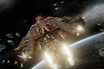 Fractured Space Celebrates Six-Month Anniversary With New Ships And Crew