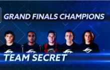 Team Secret Takes Home DOTA 2 Red Bull Battle Grounds