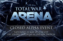 Get Your First Look At Total War: Arena May 23