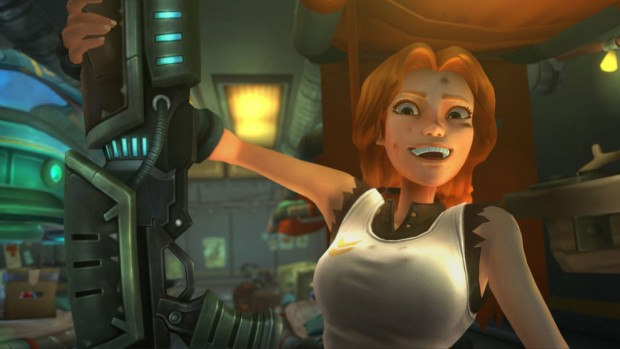 It's Official! WildStar Going F2P This Fall