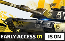 Armored Warfare Early Access Code Giveaway