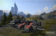 Gaijin Announces Crossout: A Vehicle Based, Post Apocalyptic MMO
