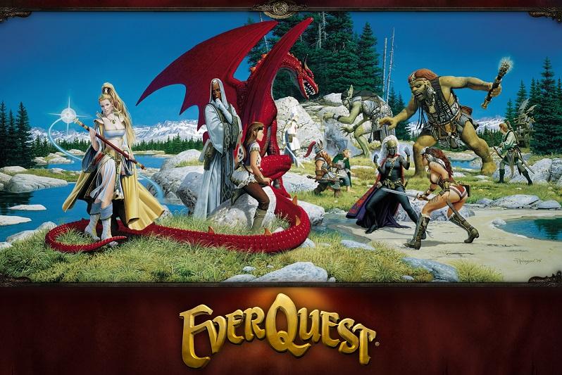 EverQuest abre el segundo servidor de progresión, Lockjaw