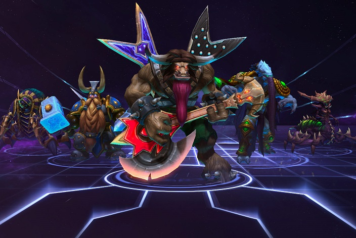 BlizzCon 2015 To Host Heroes Of The Storm World Championships