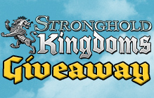 Stronghold Kingdoms Gift Pack Giveaway