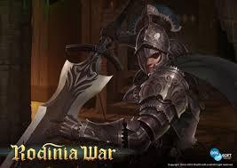 Rodinia War Closed Beta Key Giveaway