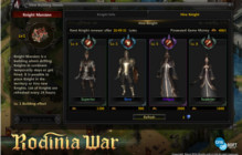 Rodinia War Moves Into Closed Beta