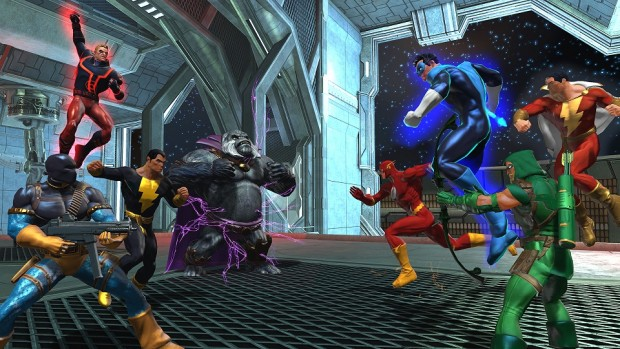DCUO New Legends