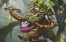 The New Hearthstone Hunter Hero Is Alleria Windrunner (Update: And Medivh For Mage) 2