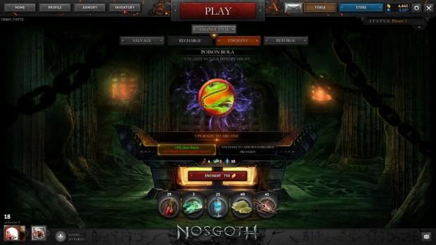 Nosgoth Forge