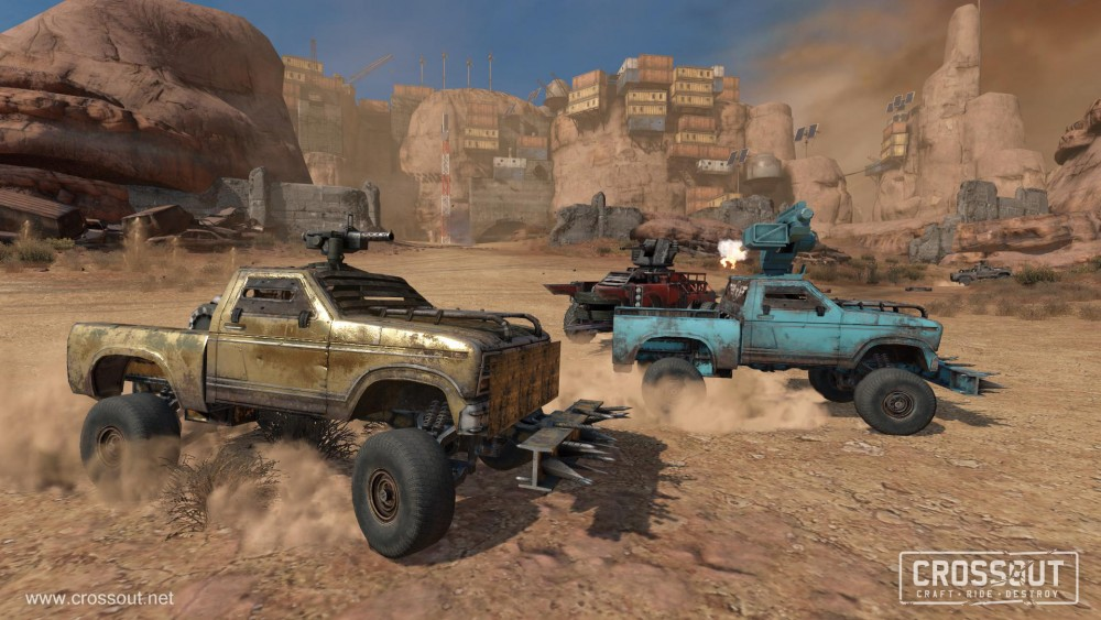 coches crossout
