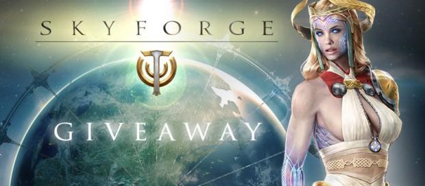 Skyforge Closed Beta 4 Key Giveaway - MMO Bomb
