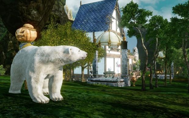 Archage Polar Bear