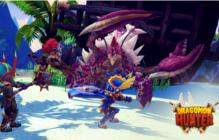 Aeria Games Announces New Anime Styled Dragomon Hunter MMO