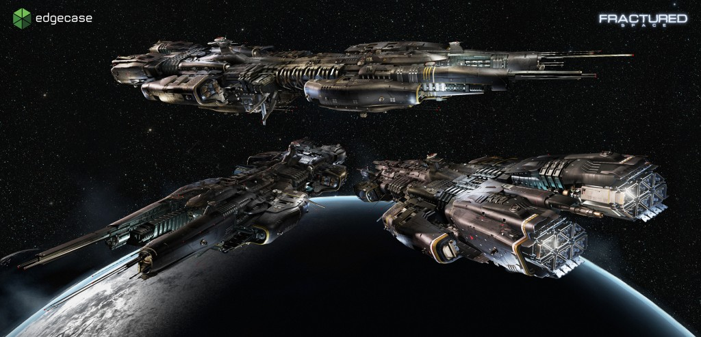 Fractured Space Eyes Late 2015 Release, Secures $1.3m In Funding