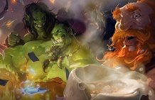 Blizzard Plans Live Event, Stream For July 22 Hearthstone Reveal 2