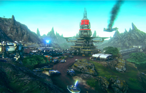PlanetSide 2 - Triple Play
