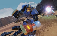 EVO Co-Founder Working On F2P Robot Fighting Game Rising Thunder