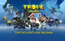Trove Is Now Officially Launched