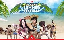 Webzen's Blazing Summer Festival Hands Out Plenty of Free Stuff