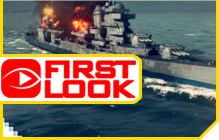 World of Warships - First Look Gameplay