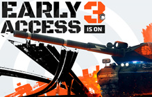 Armored Warfare Early Access 3 Code Giveaway