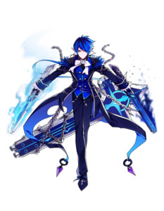Elsword's LuCiel Job Trailer