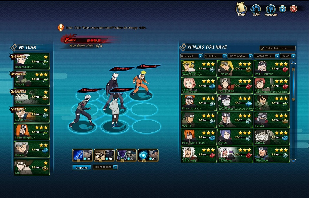 Naruto Online Review and Download