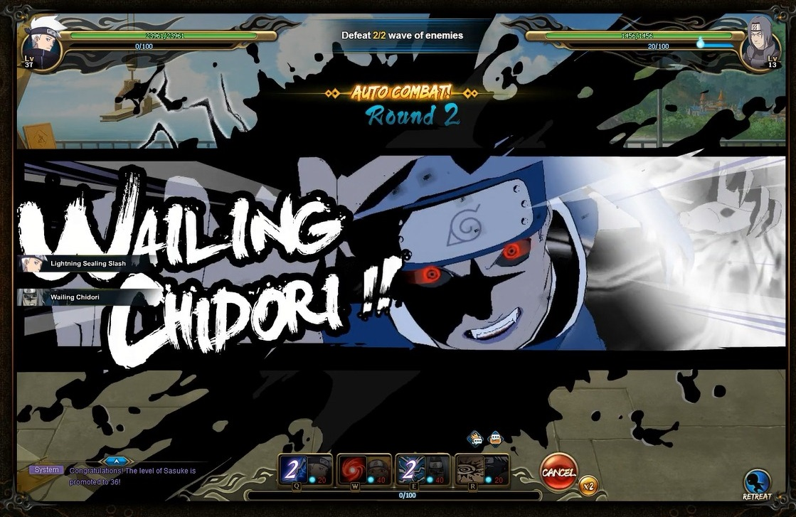 Naruto Online Review and Download – MMOBomb.com