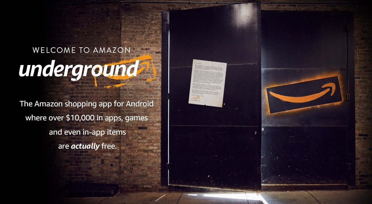 Amazon Underground Might Rewrite Free-To-Play Rulebook